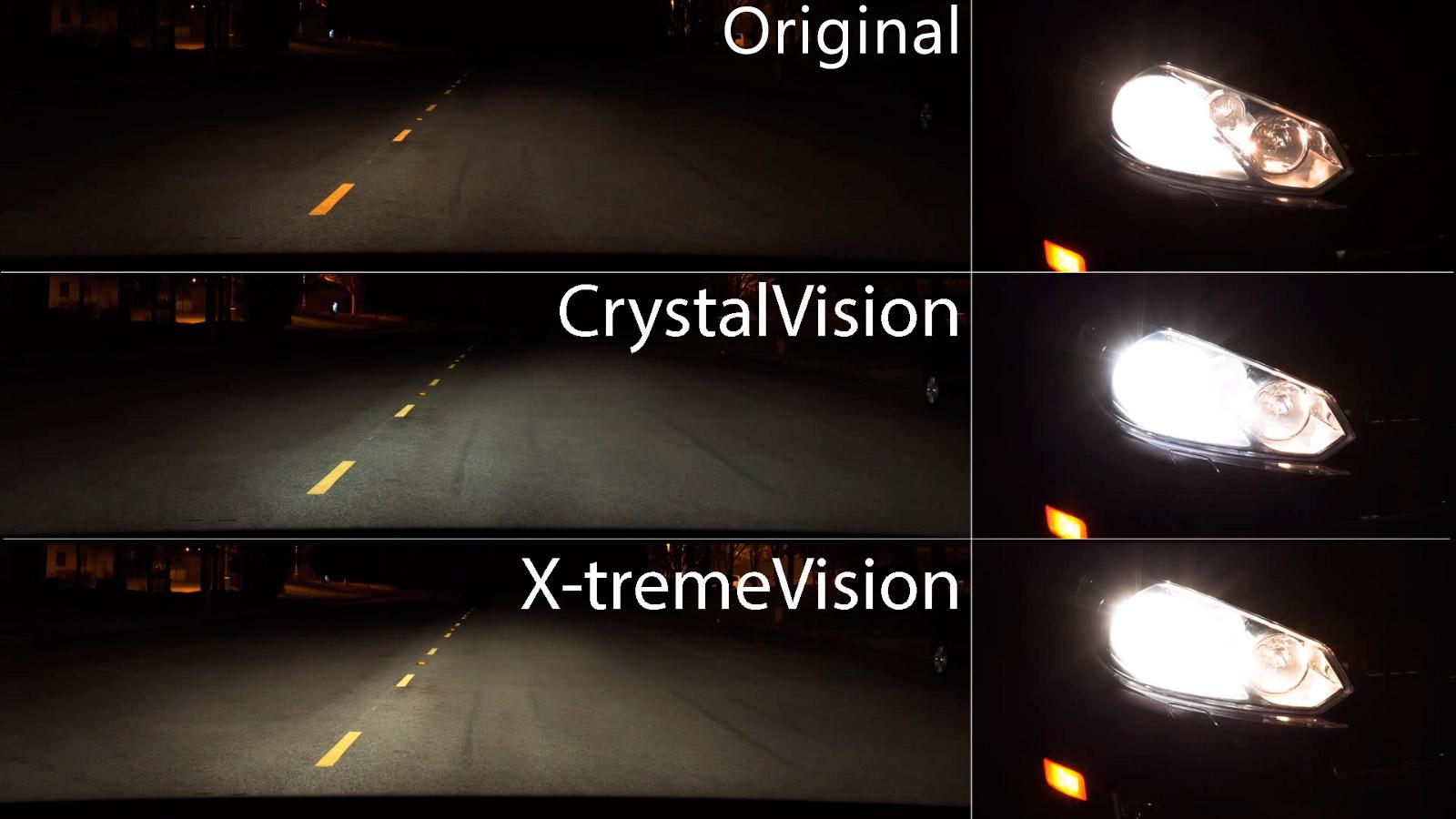 philips x-treme vision หลอดไฟหน้ารถยนต์ปลอดภัย (แต่หลอดซีนอน ระวังใช้ไม่ถูกต้อง มีโอกาสถูกจับได้ )