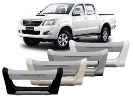 Protetor Frontal Overbumper Stribus para Toyota Hilux 2012 / 2015