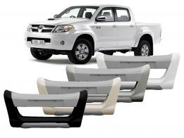 Protetor Frontal Overbumper Stribus para Toyota Hilux 2005 / 2008