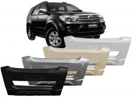 Protetor Frontal Overbumper Stribus para Toyota Hilux SW4 2009 / 2011
