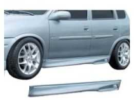 Spoiler Lateral para Corsa Hatch Wagon Sedan 94/01 Maxi Line