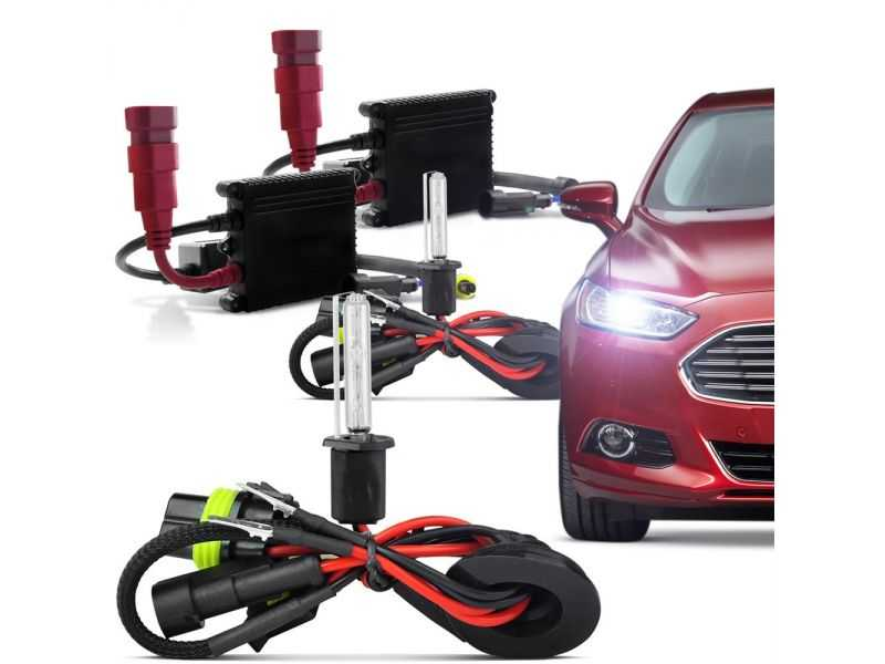 Kit Xenon TechOne 9005 carro