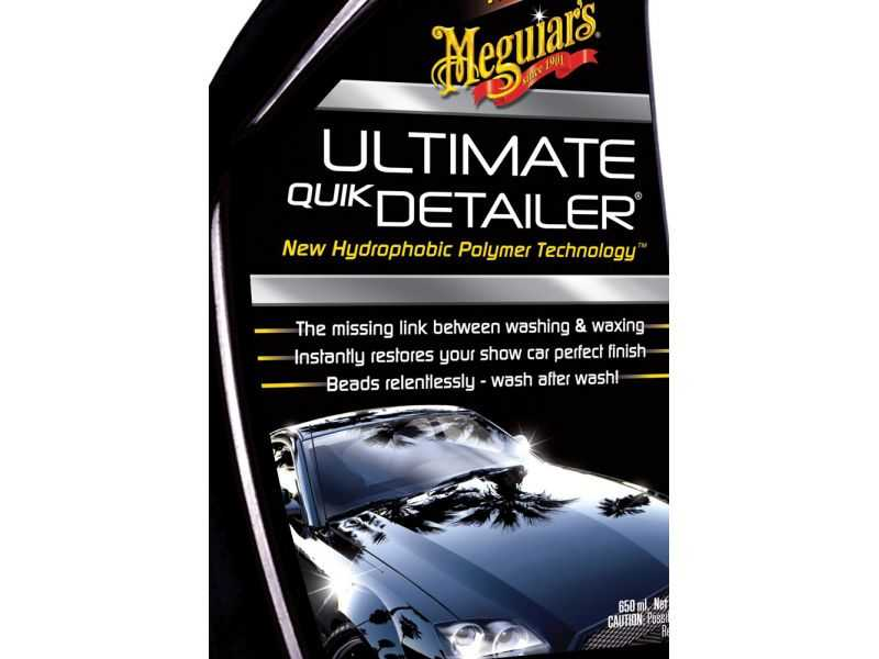 meguiars ultimate quik detailer 650ml super toque final. Black Bedroom Furniture Sets. Home Design Ideas
