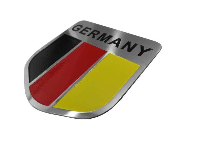 Emblema Badge Germany - Diagonal