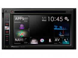 Central Multimídia Pioneer AVIC - F970TV com Car Play / Android Auto / Bluetooth / GPS / Mixtrax / MirrorLink
