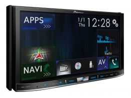 Central Multimídia Pioneer AVIC - F70TV com Car Play / Android Auto / Bluetooth / GPS / Mixtrax / MirrorLink