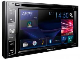 DVD Player Pioneer AVH-X2880BT com Interface Android e Spotify
