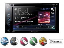DVD Player Pioneer AVH-288BT