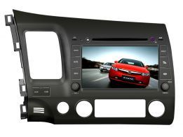 Central Multimidia para Honda Civic 06/11 - Winca STQ com Espelhamento Android