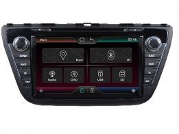 Central Multimidia para Suzuki S-Cross - Winca STQ com Espelhamento Android