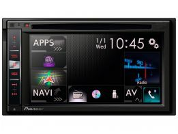 Central Multimídia Pioneer AVIC-F980TV com Car Play / Bluetooth / TV / GPS / Mixtrax