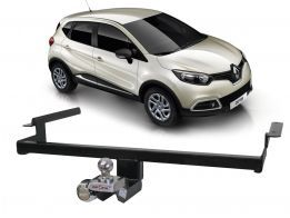 Engate Reboque Renault Captur Enforth Fixo 500Kg