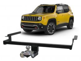 Engate Reboque Jeep Renegade 2015/.. Fixo 500Kg