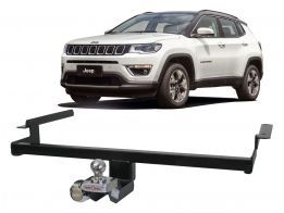 Engate Reboque Jeep Compass 2017/.. Enforth Fixo 500Kg