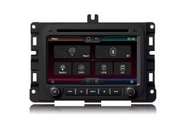 Central Multimidia para Fiat Toro - STQ 5.0 c/ TV Full HD