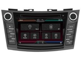 Central Multimidia para Suzuki Swift - STQ c/ TV Full HD