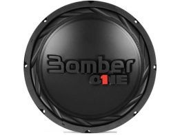 "Subwoofer 10"" Bomber One 200W RMS (4ohms) - Bobina Simples"