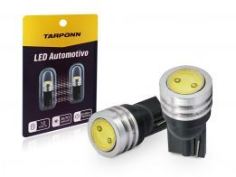 Lâmpada LED Pingo T10 1 LED High Power 12V Branca Tarponn