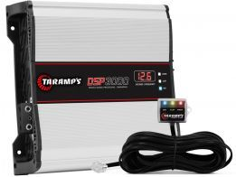 Módulo Amplificador Taramps DSP 3000 3000W RMS 1 Ohm - 1 Canal